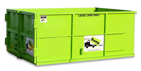 Your 5-Star, Trusted, Residential Friendly Dumpsters for Waco